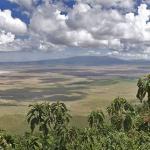 Нгоронгоро, тур в Танзанию